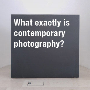 what is contemporary photography